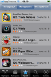 [Krimskrams] AppStore-Updates, iAd, Top 25 bis300